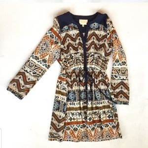 NWT {Anthro} Skies Are Blue Dress